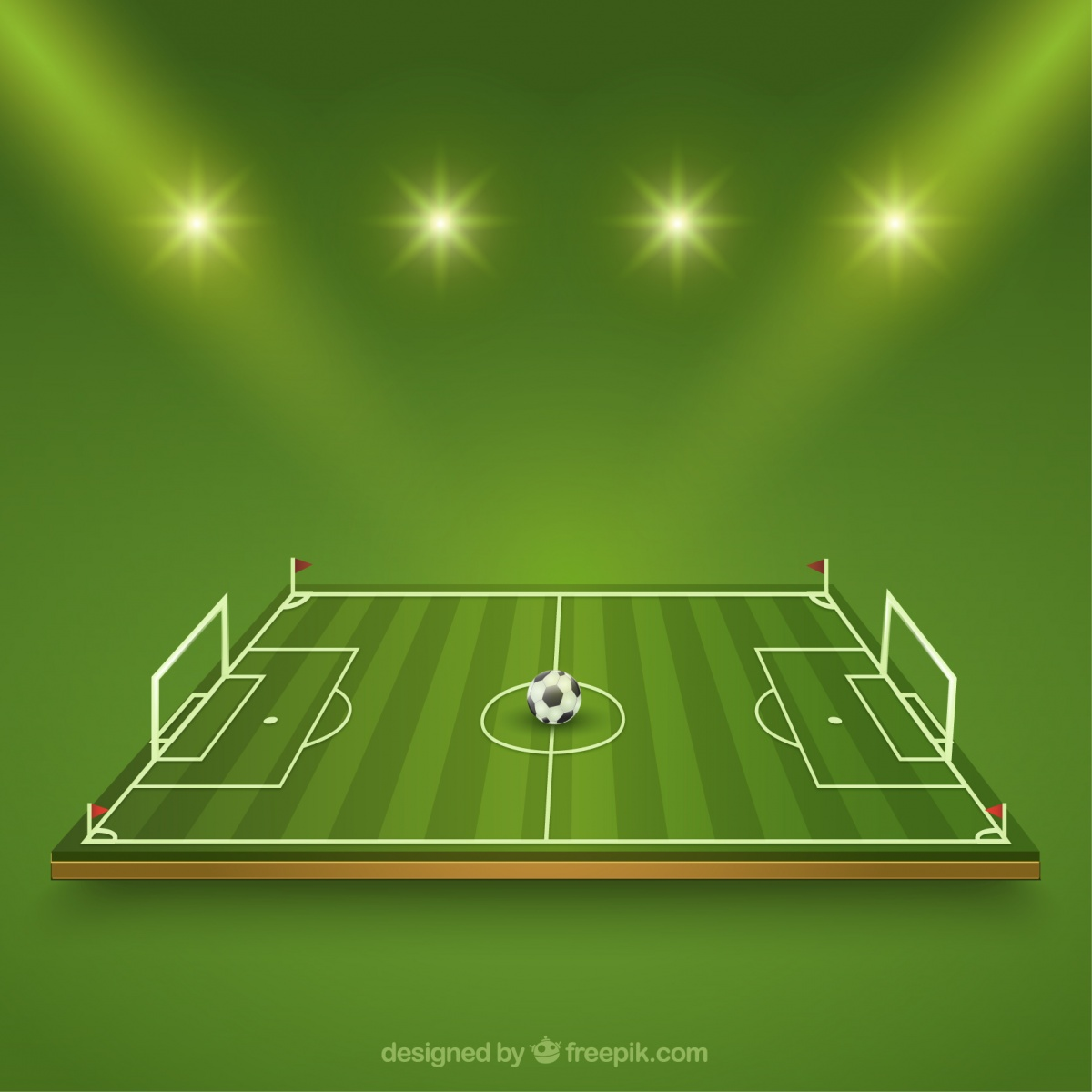 <a href='http://www.freepik.com/free-vector/football-field_787098.htm'>Designed by Freepik</a>